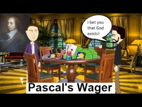 Pascal's Wager Argument - For the Belief in God