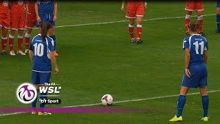FAWSL Goal of the Month - July 2014 | Goals & Highlights