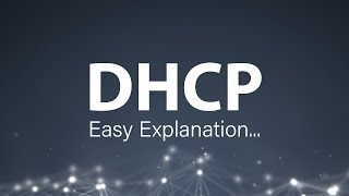 DHCP Explanation | Step by step