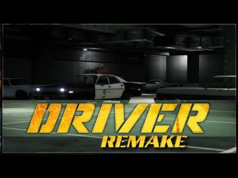 Driver Intro  [Remake]