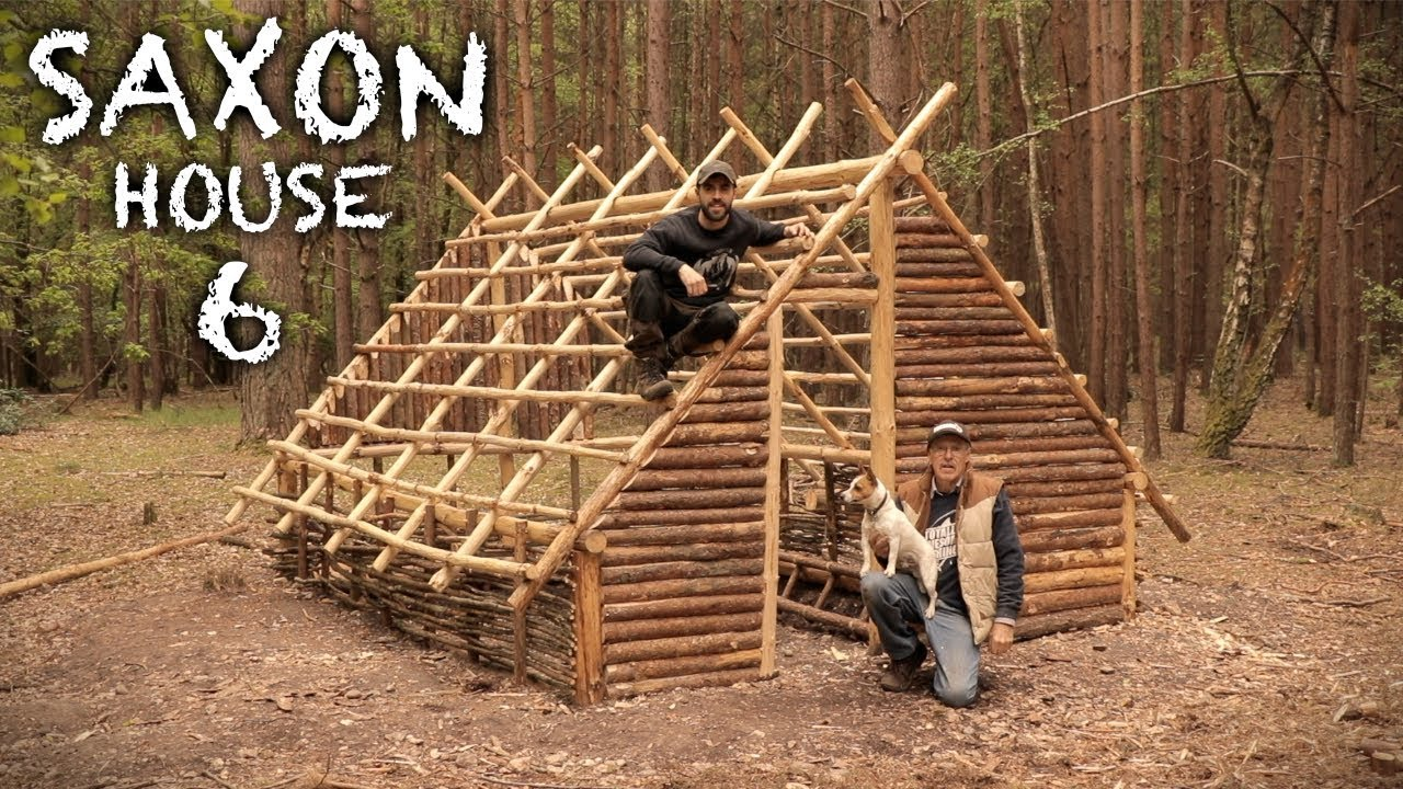 Building a Saxon House with Hand Tools: Front Entrance, Wattle, Walls on native american sites in nh, native american grass houses, native americans igloos, native american hogan, native american lodge, native american indian tribe diorama, native american yurok history, native american wooden houses, native american wickiup, native american teepee, native american homes, native american wattle and daub, native american bolo ties for men, native american round houses, native american paper artwork, native american adobe houses, native american wigwams, native american indian shelters, native american yurt, native american houses school project,