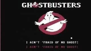 Ghostbusters karaoke