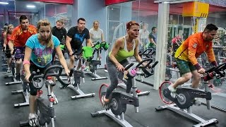 Сайкл-тренировка. Cycle training