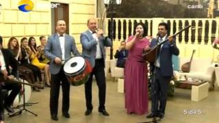 Asiq Demir ve Asiq Telli Deyisme