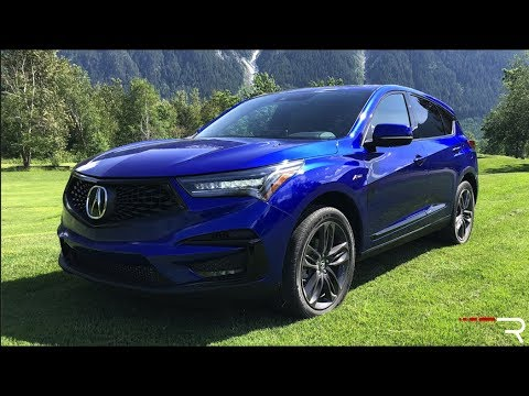 2019 Acura RDX – The Return Of Precision Crafted Performance