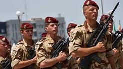 Chant des parachutistes: Hymne a Saint Michel Chant Militaire