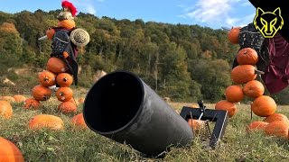 Pumpkins, Cannons and Muskets... BOOM!