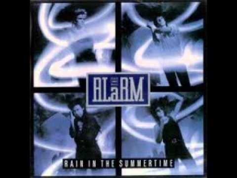 THE ALARM - Rain In The Summertime (Lighting Mix)   1987