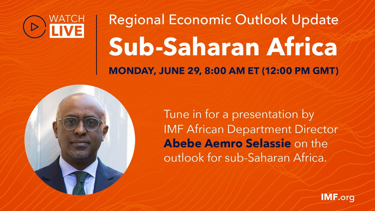 Regional Economic Outlook for Sub-Saharan Africa