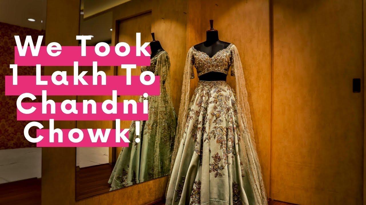417ea0802a33b Bridal Lehengas in Chandni Chowk: Shops , Prices & Pics | WedMeGood