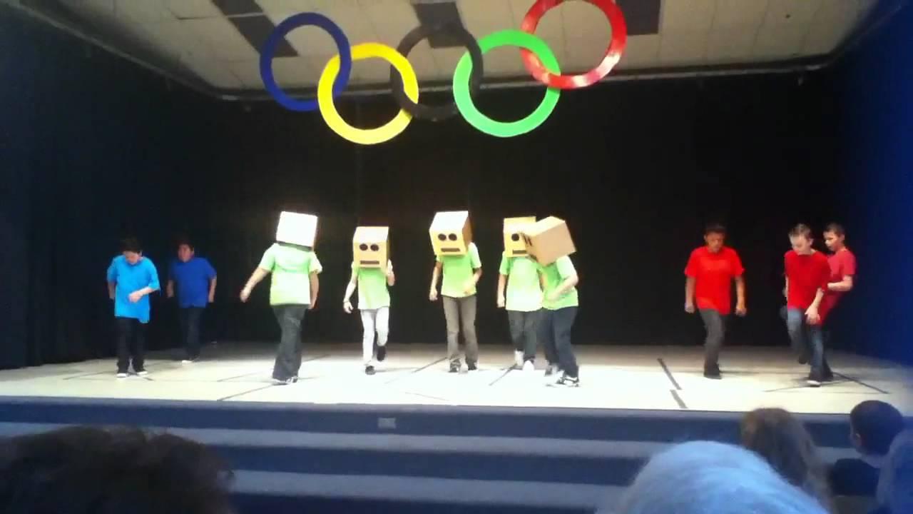 Talent Show Suncrest Elementary Youtube