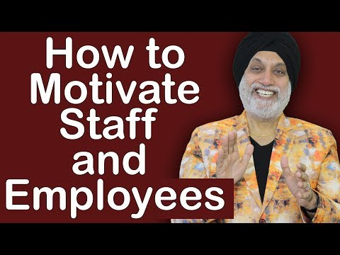 How to Motivate Staff and Employees | Employees Motivation | Simple and Effective ways | TsMadaan