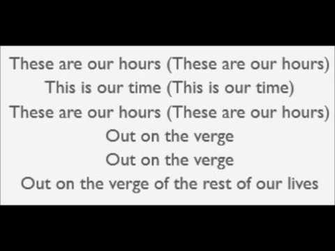 Owl City & Aloe Blacc - Verge (Lyrics)