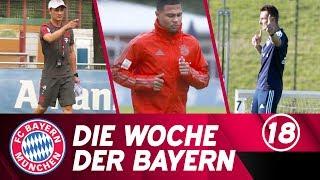 Die Woche der Bayern: Trainingsauftakt für Kovac, Gnabry & Klose | Ausgabe 18