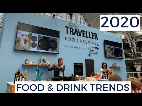 WHAT TO KNOW ABOUT HEALTHY FOOD AND DRINK TRENDS 2020CULINARY NEWS