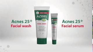 Acnes 25+ - Kiểm soát mụn, phục hồi da