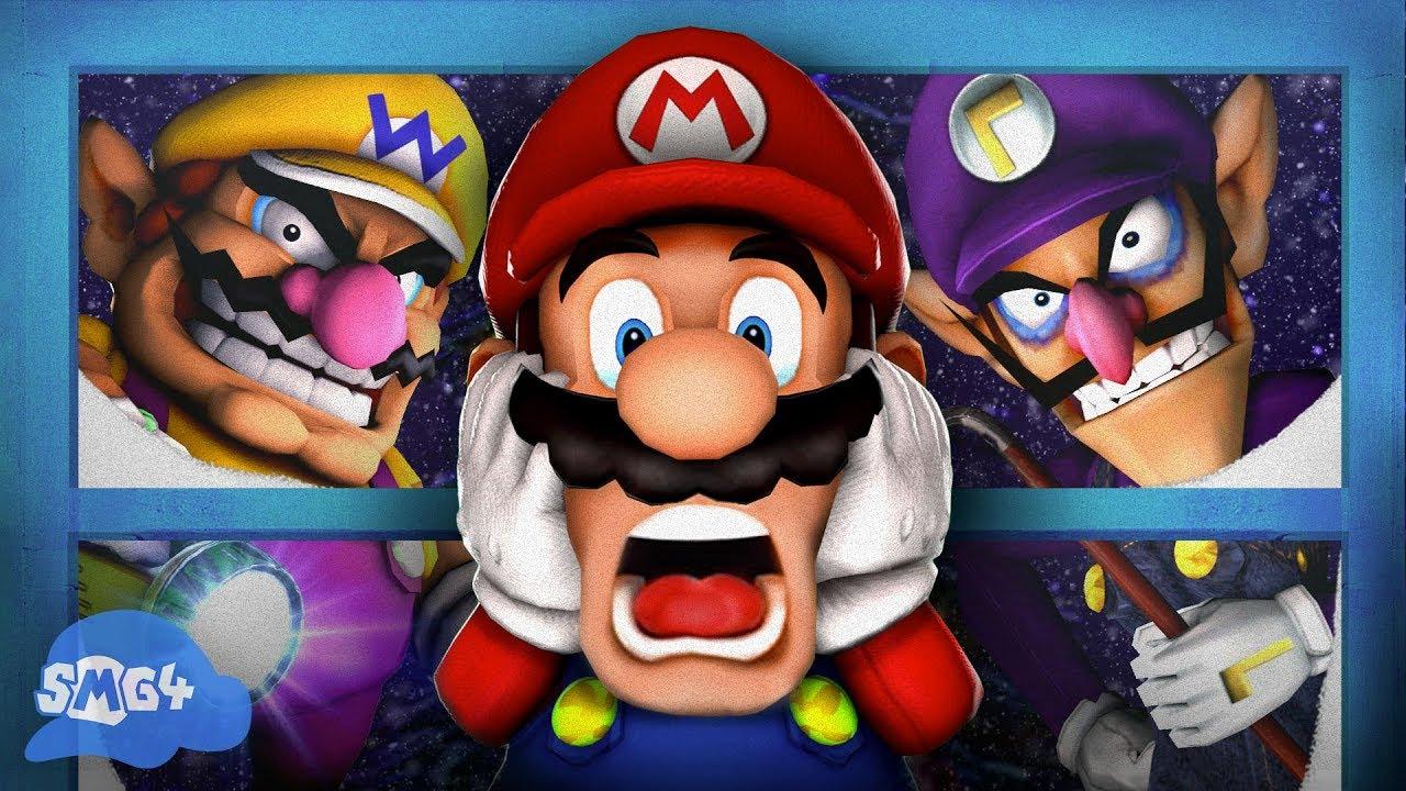 Smg4 2020 Christmas SMG4 Christmas 2019: Mario Alone   YouTube