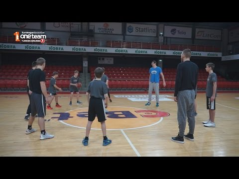 "BC Lietuvos Rytas and BC Khimki unite in ""One Team"" program"