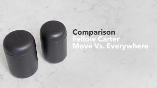 Fellow Everywhere and Move Mug Comparison