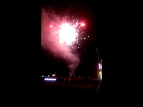 4th July fireworks bowling green ky 2014