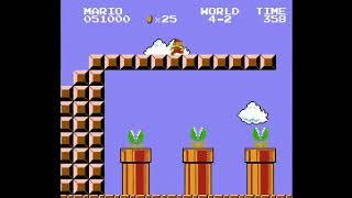 Super Mario Bros Speed run personal best 5:03