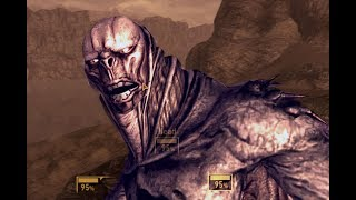 The Invincible Lakelurk In Fallout New Vegas