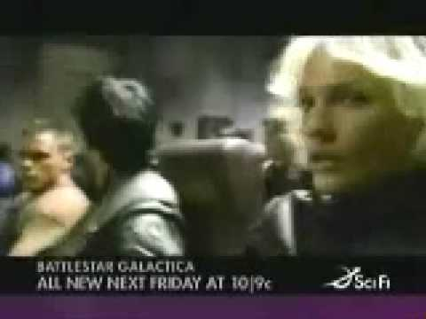 Battlestar Galactica Season 4 Episode 18 Promo - Islanded in a Stream of Stars - SCI FI