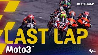 Moto3 Last Lap 2021 Catalangp