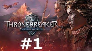 Thronebreaker: The Witcher Tales  — Wiedźmińskie opowieści  :) - Na żywo