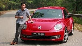 Volkswagen Beetle 1.4 TSI review - AutoBuzz.my