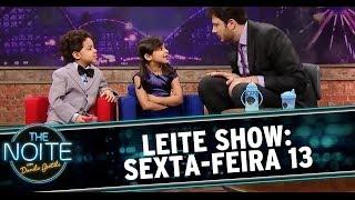 Leite Show: Crianças falam sobre a sexta-feira 13