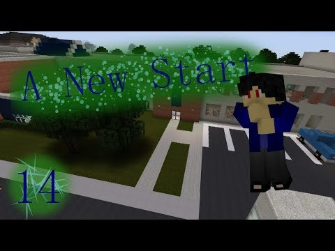 A New Start: bullied [EP:14 S:1 minecraft roleplays]