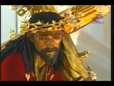 Procesión de Jesús Nazareno de La Merced Antigua Guatemala Domingo de Ramos