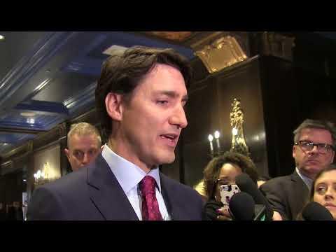 Justin Trudeau on G7 summit, NAFTA progress