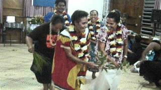Another song by Girl Guides of Papua New Guinea