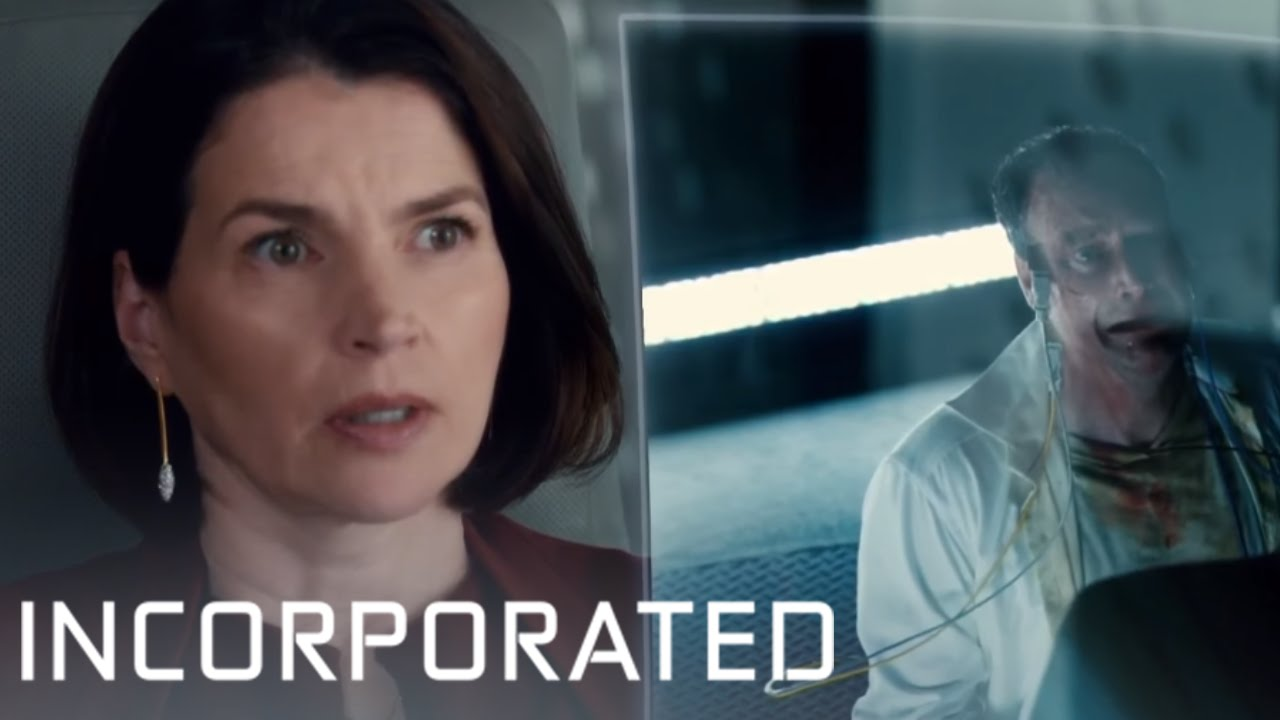 Download INCORPORATED   Season 1, Episode 2: 'I Know Everything'   SYFY