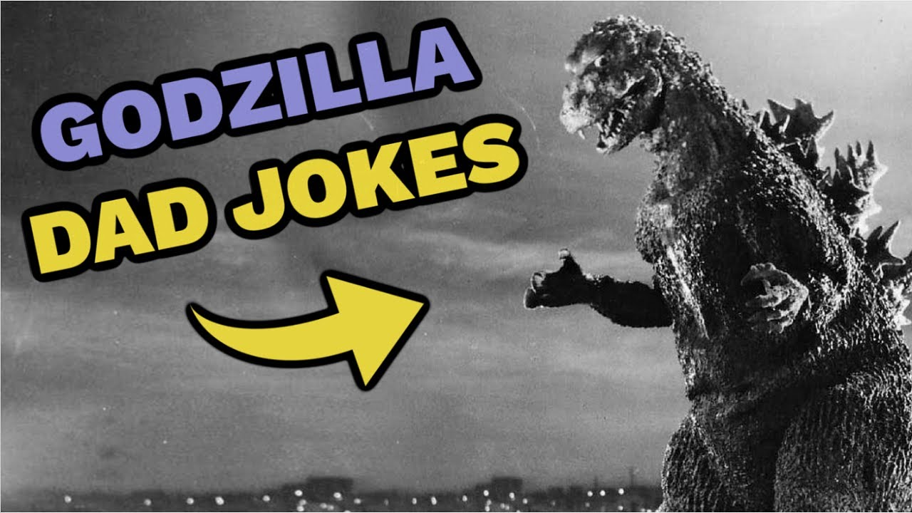 Godzilla Dad Jokes [Two Dads #38]