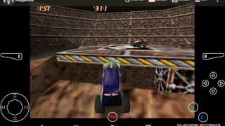 Monster Truck Madness 64 Final Grave Digger Summit Rumble