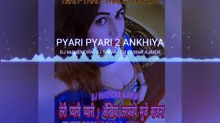 Teri pyari pyari do ankhiya tarfa ye sajjna(REMIX)LOVE SONG