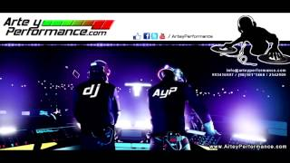 DJ AyP - Remix Latin Pop, Reggaeton, Pachanga & Electro #201 - www ArteyPerformance com