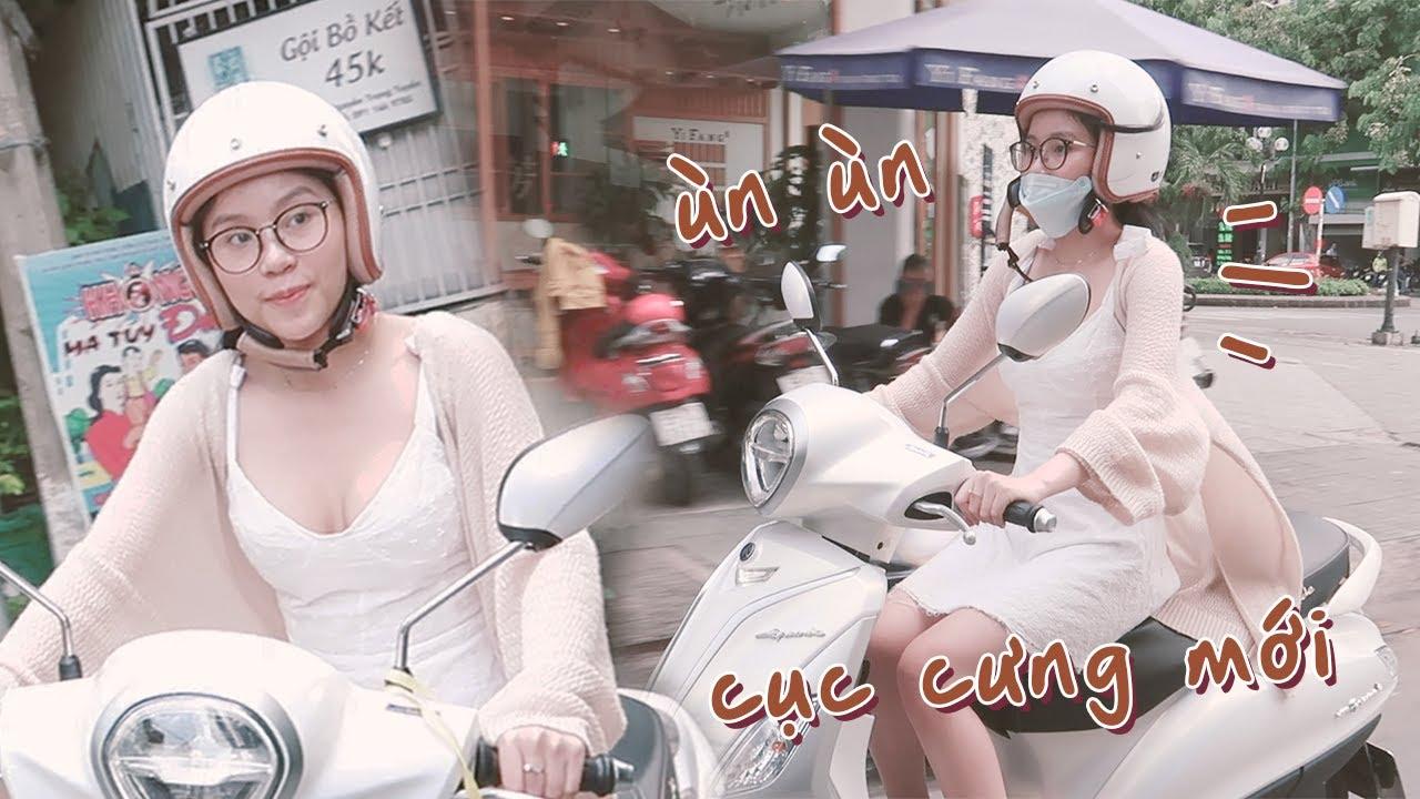VLOG : 1 NGÀY PHẤN KHƠI VI VU SÀI GÒN KHOE CỤC CƯNG MỚIIII 💕 | Quỳnh Thi |