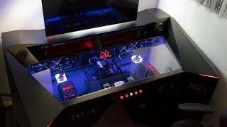 ULTIMATE Gaming PC Custom desk build 2016