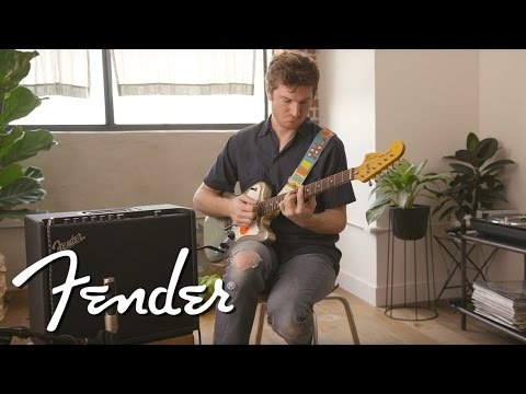 Mustang GT Amp Series Demo with Nick Reinhart | Mustang GT Amp Series | Fender