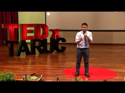 Gift of Fear | Dr George Lee Eng Geap | TEDxTARUC
