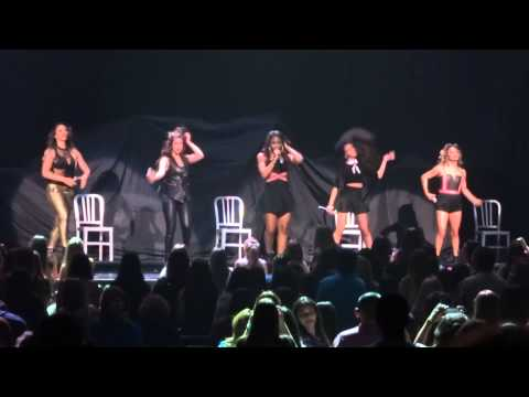Reflection (Fifth Harmony Live on Tour Los Angeles, CA - 7-31-2014)