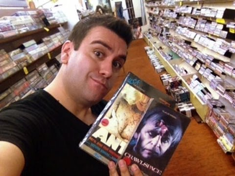 Hitting up Local Video Stores!!