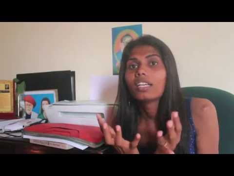 Grace Banu - India's first transgender engineering student, & activist