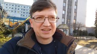 #130. Польща. Мій перший робочий день лікарем-стажистом в Катовіце.