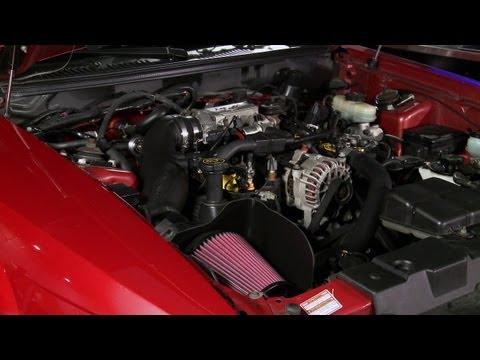 Mustang Airaid Cold Air Intake (99-04 GT) Review