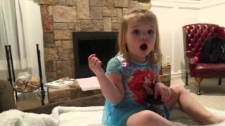 Who forgot to flush? Josie airs it all. WARNING: Hilarious potty talk